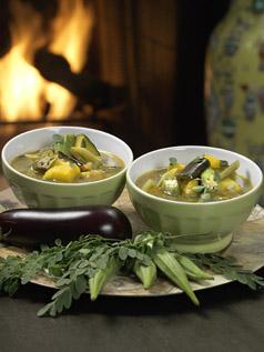 Featured Moringa Soup