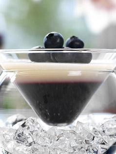 Blueberry Almond Gelatinytall