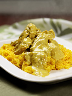 Turkey Tumeric Currytall