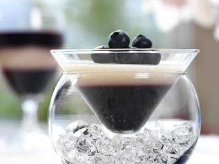 Blueberry Almond Gelatin1323