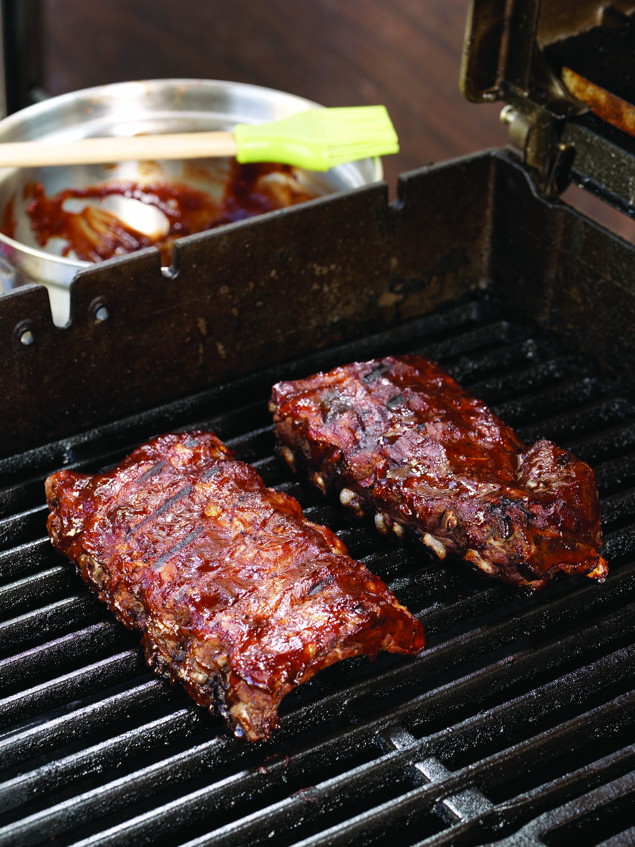 Baby Back Ribs FoodTrients